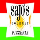 Sajo's Gourmet Pizzeria Menu