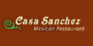 Casa Sanchez Menu