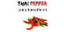 Thai Pepper Menu
