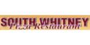South Whitney Pizza Menu