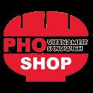 Pho Shop Menu