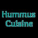 Hummus Cuisine Menu