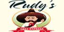 Rudy's Deli Menu
