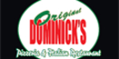 Original Dominick's Pizza Menu
