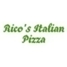 Rico's Italian Pizza Menu