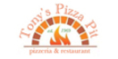 Tony's Pizza Pit Menu