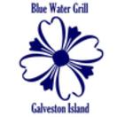 Blue Water Grill Menu