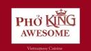 Pho King Menu