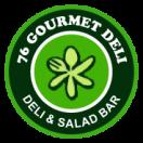 76 Gourmet Deli Menu