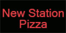 New Station Pizza Menu