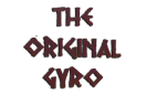 The Original Gyro Menu