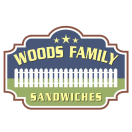 Woods Family Sandwiches Menu