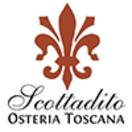 Scottadito Osteria Toscana Menu