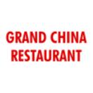 Grand China Restaurant Menu