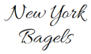 New York Bagels  Menu