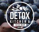 Detox Kitchen Juice Bar Menu