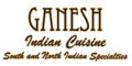 Ganesh Indian Cuisine Menu