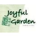 Joyful Garden Menu