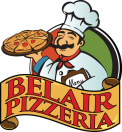 Belair Pizzeria Wings Subs and More Menu
