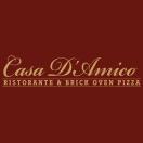 Casa d'Amico Italian Restaurant Menu