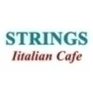 Strings Cafe Menu