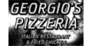 Georgio's Pizza and Italian Restaurant Menu