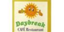 Daybreak Cafe Restaurant Menu