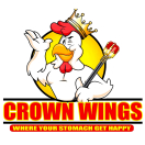 Crown Wings And Pizza Menu