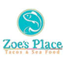 Zoe's Place Menu