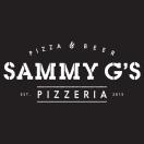 Sammy G's Pizzeria Menu