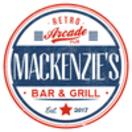 Mackenzie's Pub Menu