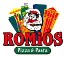 Downtown Romio's Pizza and Pasta Menu