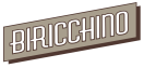 Biricchino Menu
