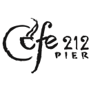 Cafe 212 Pier Menu