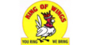 King of Wings Menu