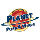 Planet Pizza and Wings Menu