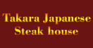 Takara Japanese Steakhouse Menu