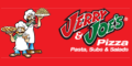 Jerry & Joe's Pizza Menu