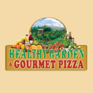 Healthy Garden & Gourmet Pizza Menu