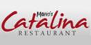 Mario's Catalina Restaurant Menu