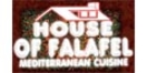 House of Falafel Menu