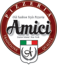 Amici Pizza Menu