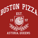 Boston Pizza and Restaurant Menu