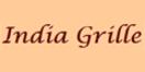India Grille Menu