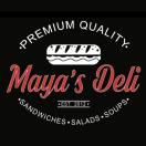 Maya's Deli Menu