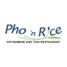 Pho 'n Rice Menu