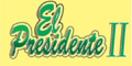 El Presidente II Menu
