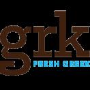 GRK Fresh Greek Menu