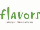 Flavors Menu