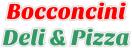 Bocconcini's Deli & Pizza Menu